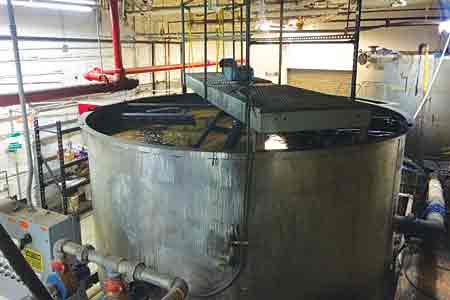 Wastewater Treatment: Changing Pollutants, Regulations ...