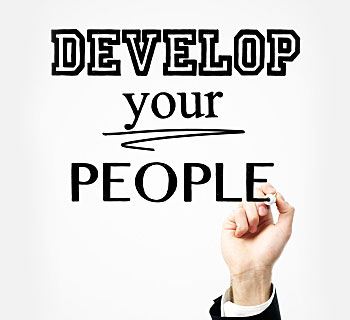 Develop your people image