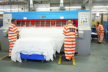 Rikers Island Laundry Upgrade Pays Dividends For NYC