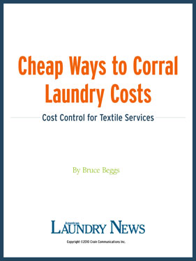 research paper: cheap ways to corral laundry costs